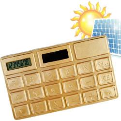Calculadora Solar  Oro - 2,83 €