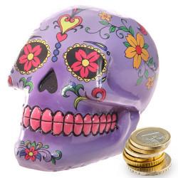 Hucha Calavera Día de los Muertos - 12,39 €