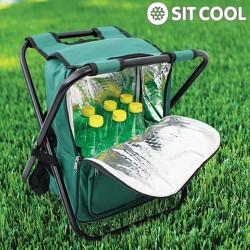 Sit Cool 3 en 1 | Silla Plegable, Bolsa Térmica y Mochila - 28,27 €
