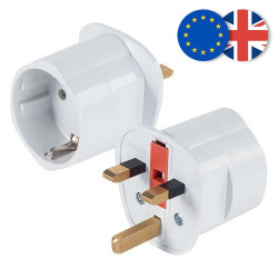 Adaptador Enchufe UK - 2,06 €