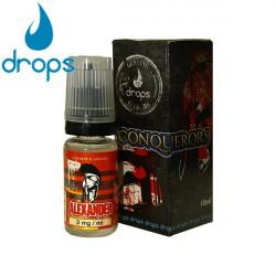 E-LÍQUIDO DROPS sabor ALEXANDER Mínimo Nicotina 3mg/ml 10ml