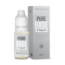 E-LÍQUIDO HARMONY CBD PURE BASE 300mg 10ml