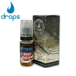 E-líquido DROPS AMERICAN LUXURY Sin Nicotina 10ml