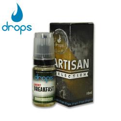E-líquido DROPS GREAT BREAKFAST 3mg/ml 10ml