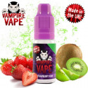 E-líquido Vampire Vape Strawberry & Kiwi 3mg/ml 10ml