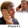 Funda comtible con iPhone Oreja - 6,90 €