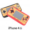Funda compatible con iphone Silicona Videojuegos Retro - 5,32 €