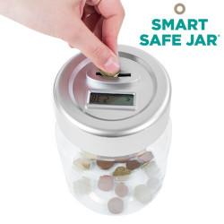 Hucha Electrónica Digital Smart Safe Jar