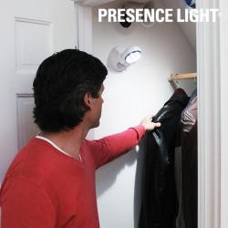 Lámpara con Sensor de Movimiento Presence Light