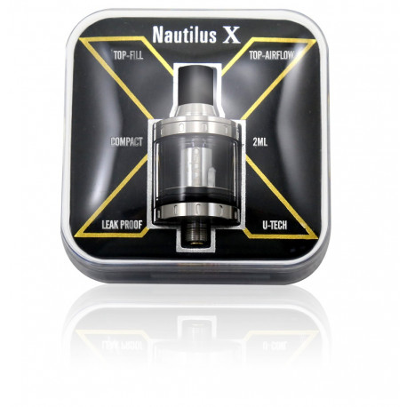 Clearomizador Aspire Nautilus X