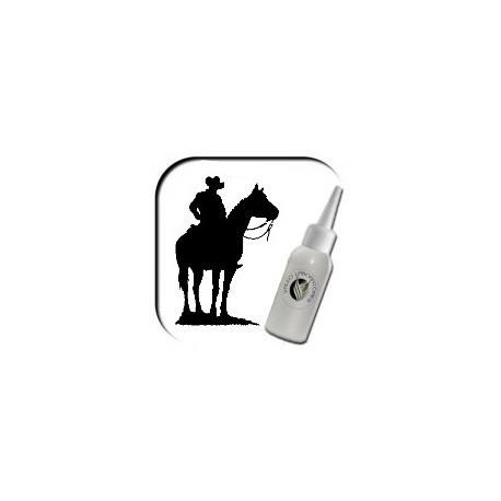 ELIQUIDO AMERICANO COWBOY RED BOX MÍNIMO NICOTINA 3mg/ml 10ml