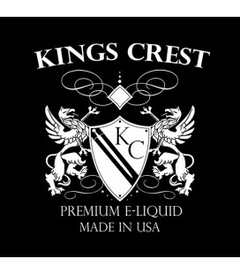 E-LÍQUIDO KING CREST DON JUAN RESERVE sin nicotina 50ml envase 60ml